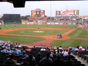 Louisville Slugger Field - Louisville RiverBats