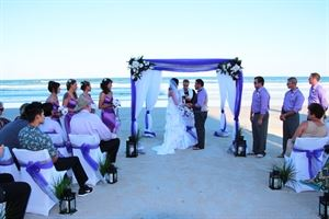 Affordable Beach Wedding
