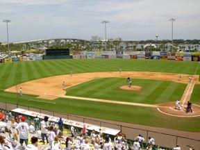 Jackie Robinson Ballpark - Daytona Cubs