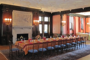 Woodcrest Mansion Catering at Cabrini College