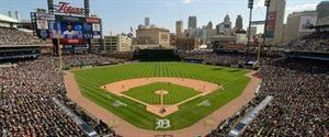 Comerica Park-Detroit Tigers