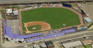 NYSEG Stadium - Binghamton Mets