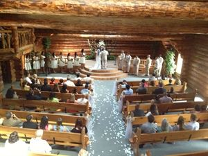 Weddings in the Pines