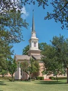 Wynne Chapel at Austin College