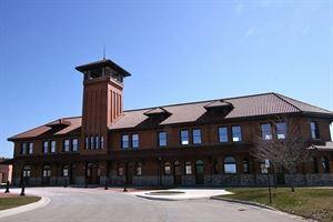 Pere Marquette Depot