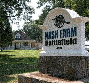 Nash Farms Battlefield