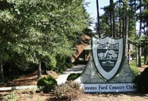 Cowans Ford Golf Club