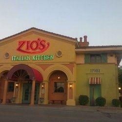 Zios Italian Restaurant - Kansas