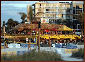 The Toasted Monkey Beach Bar & Sports Grill