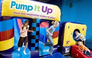 Pump It Up of Tracy