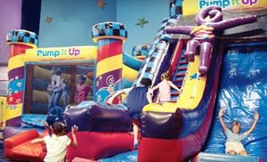 Pump It Up of North Dallas/West Plano