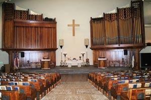 Bishop Memorial Chapel