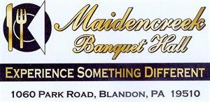 Maiden Creek Banquet Hall