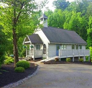 Pigeon Forge Gatlinburg Wedding Chapel