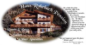 Haus Rohrbach Pension
