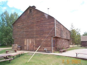 Egge's Barn