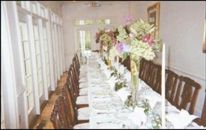 Chef Manigault's La Vieille Maison
