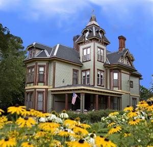 The Ann Bean Mansion