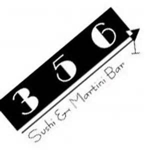 356 Sushi & Martini Bar