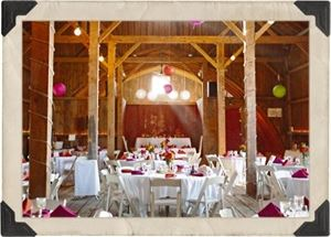 Century Wedding Barn