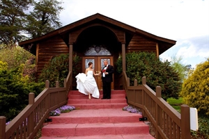 Marry on a Mountain Wedding Chapel
