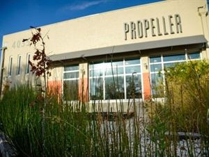 Propeller Incubator