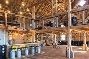 The Manson Barn