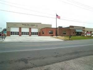 Shiloh Fire Hall