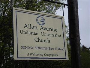 Allen Avenue UUC