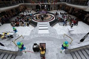Atlanta City Hall Atrium