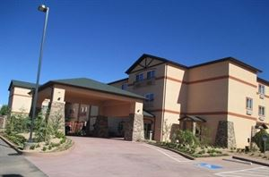 Best Western Plus - Zion West Hotel
