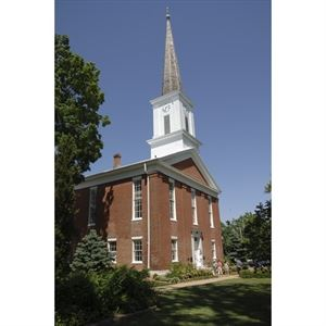 McKendree University Chapel
