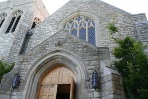 Graham Tyler Memorial Chapel - Park University