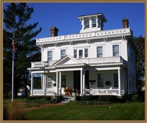 Wolcott Historical House