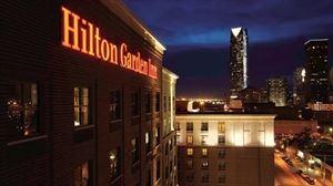 Hilton Garden Inn Oklahoma City Bricktown