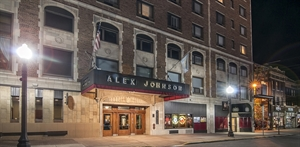 Hotel Alex Johnson Rapid City, Curio Collection by Hilton