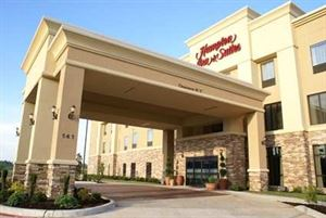 Hampton Inn & Suites Center