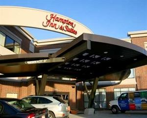 Hampton Inn & Suites Salt Lake City/University-Foothill Dr.