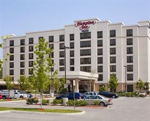 Hampton Inn by Hilton Toronto Airport Corporate Centre
