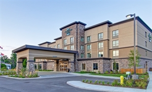Homewood Suites by Hilton® Waterloo/St. Jacobs, Ontario, Canada