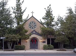 Holy Trinity - Midland