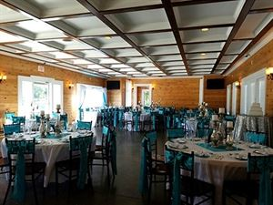 Michael's Landing Banquet Hall on the Water