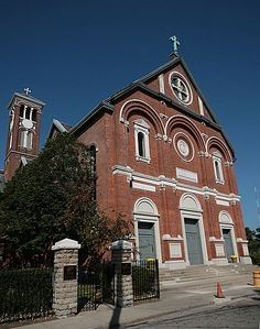 Mount Adams Pilgrim Chapel