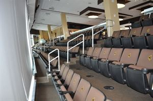 Wildcatter Stadium Suites
