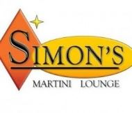 Simon's Martini Lounge at Charlie O's Tavern