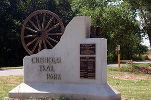 Chisholm Trail Park - Yuko's Best Oklahoma