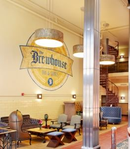 Brewhouse Inn & Suites