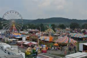 Expo I Clearfield County Fair Grounds