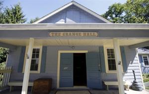 The Grange Hall