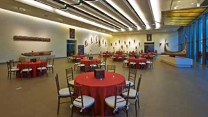 Patina Catering at Bowers Museum of Cultural Art